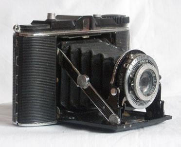 Agfa Jsolette de los años 1938-1942