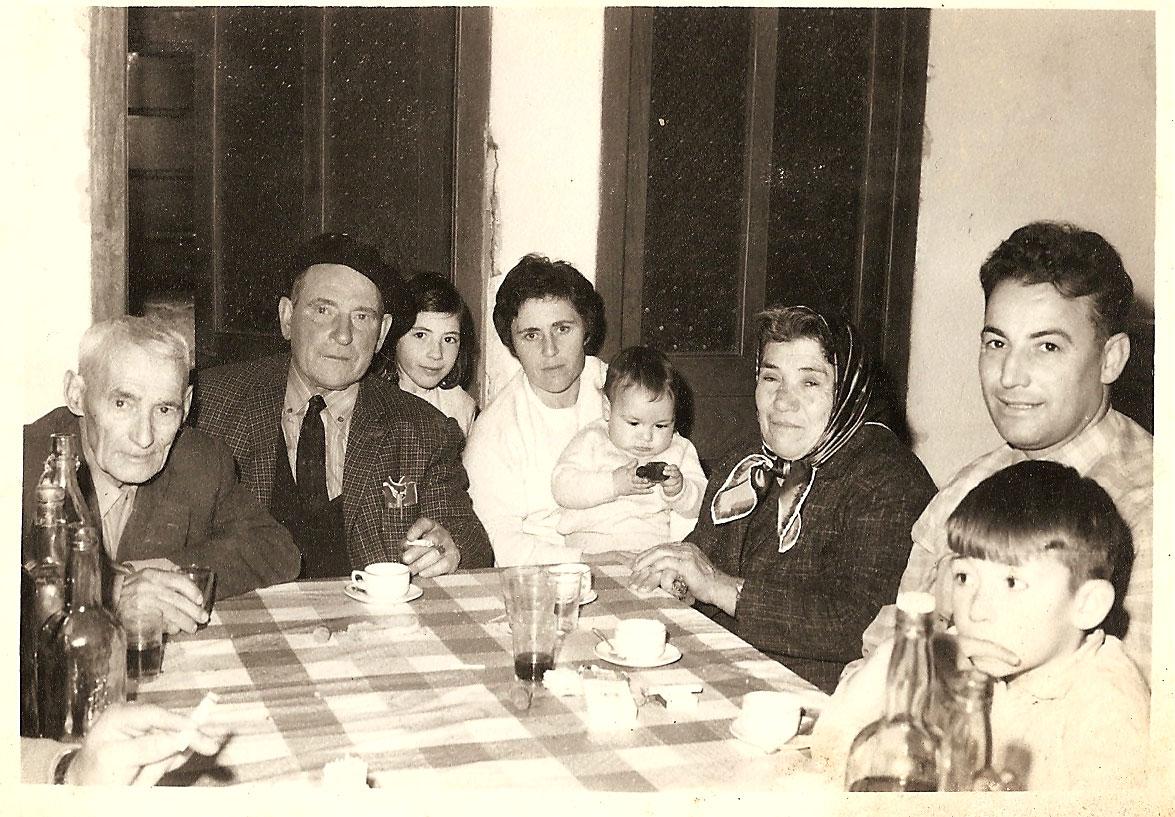 Visitas a familias