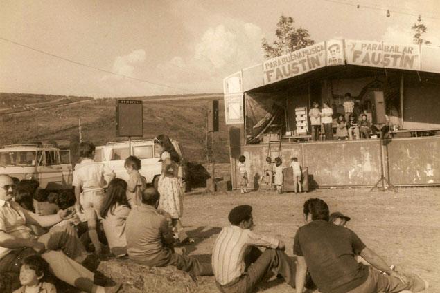 Fiesta en la aviación: 1979
