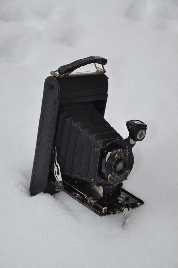 Última incorporación a la colección de cámaras «Foto Castro»