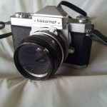 Una Nikon en la colección de cámaras fotográficas