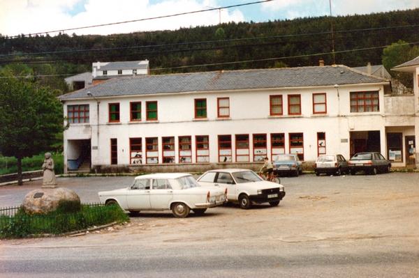 Escuela de Pedrafita