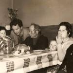 «Castro» con la familia «Alba»