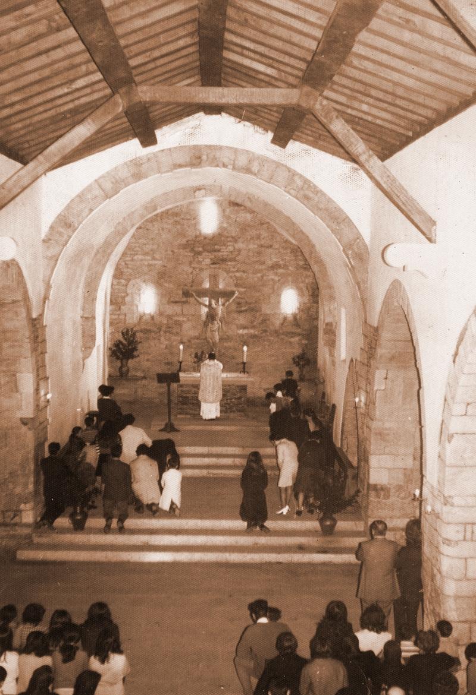 Misa en O Cebreiro